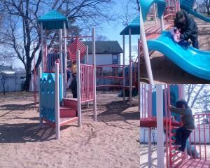 Cedar Street Park, Keyport, NJ