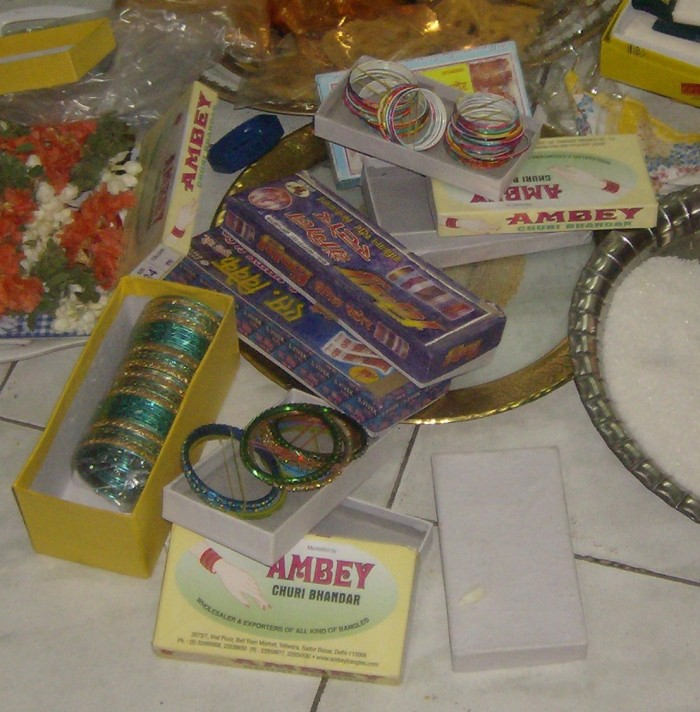 Glass bangles sold by the box full